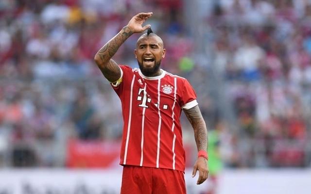 Vidal Bayern Munich