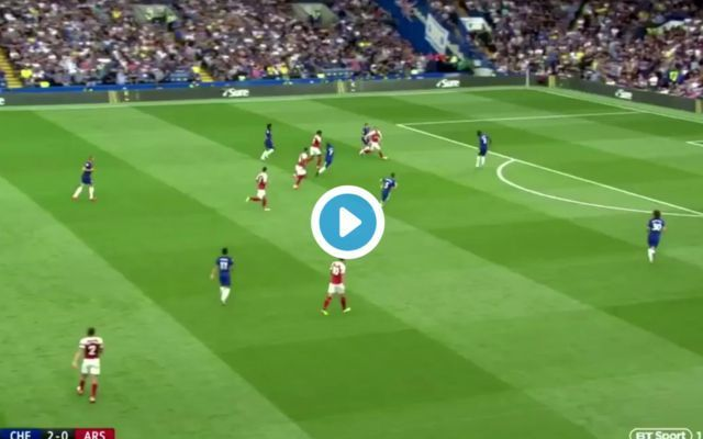 Video: Quick-fire double from Iwobi and Mkhitaryan draw Arsenal level in entertaining Chelsea clash