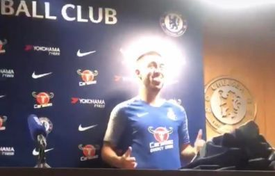 (Photo) Eden Hazard picture on Chelsea ace's Instagram sparks talk of new contract announcement from some excited Blues fans   Goal91