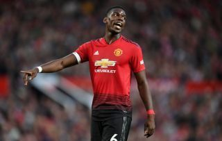 Paul Pogba's cryptic Instagram post after influential display in Man Utd win