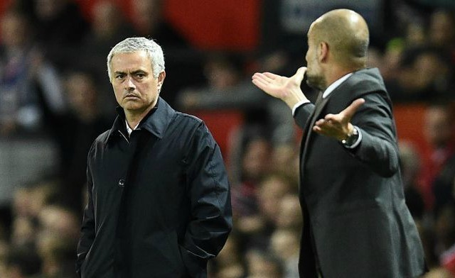 What Pep Guardiola said in response to Jose Mourinho's dig after Man Utd boss slammed documentary
