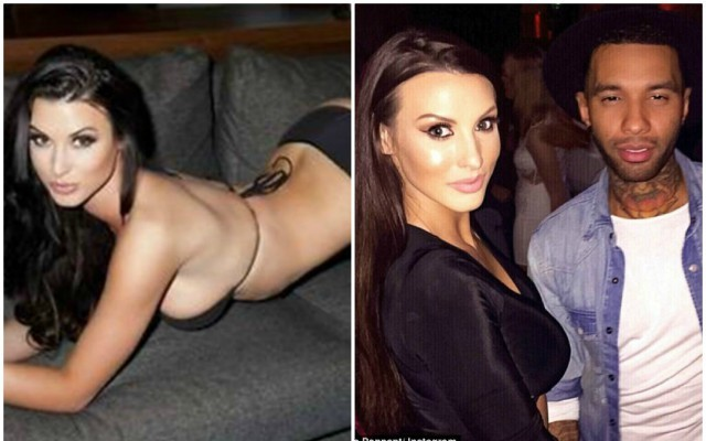 Jermaine Pennant and wife Alice Goodwin starring in £6-a-minute live webcam sex shows