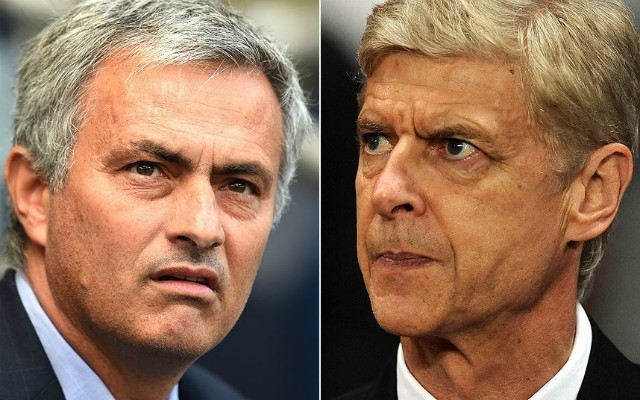 Arsenal closing in on Manchester United transfer target; potential double victory for Arsene Wenger over Jose Mourinho