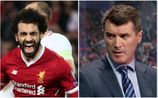 Roy Keane: no trophies will hinder Salah's Ballon D'Or chances
