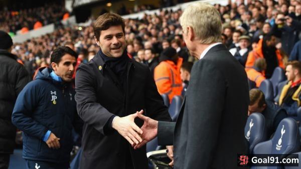 Premier League: Tottenham don't compare to Arsenal - Pochettino