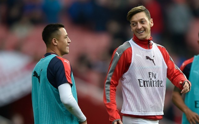 Arsenal stalwart defends Sanchez and Ozil, lifts lid on commitment