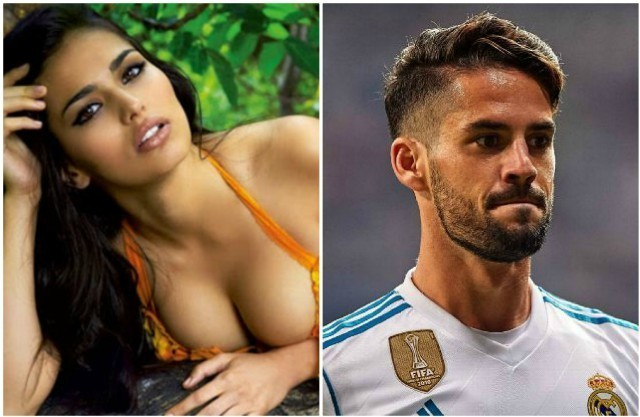 Sara Salamo gallery: Hottest snaps of rumoured new WAG of Real Madrid star Isco, including cheeky skinny dipping pics
