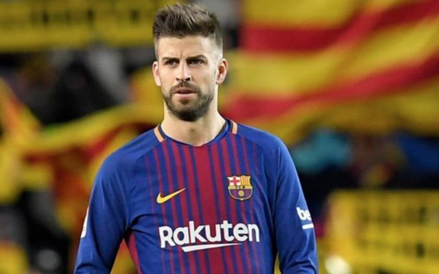 Pique gives Barcelona great news, €80M target desperate to secure summer transfer