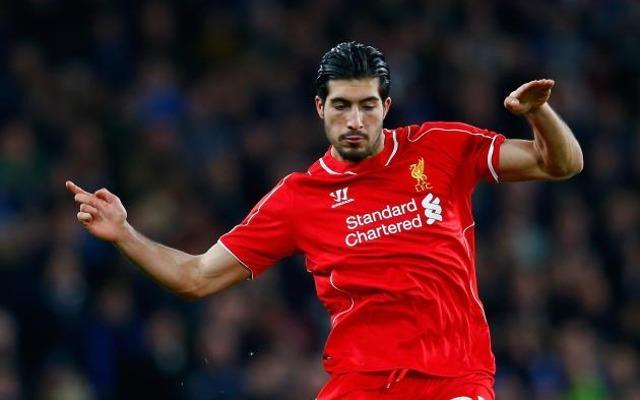 Liverpool linked with unlikely deal involving versatile German midfielder