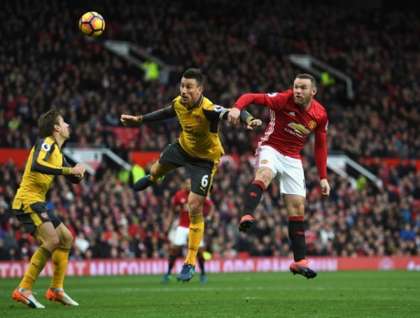 Premier League: Old Trafford specialists in failure Arsenal haven't changed at all