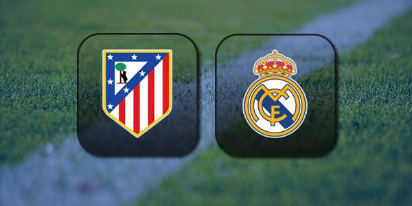 VIDEO Atlético Madrid vs Real Madrid (La Liga) Highlights