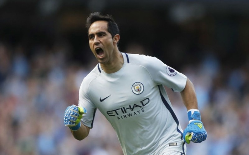 Manchester City goalkeeper could be sidelined until the end of the season after training injury