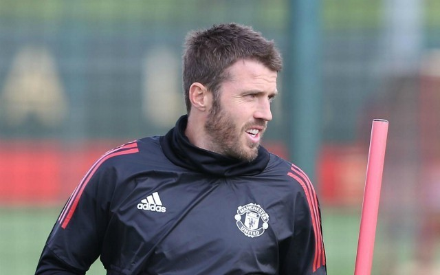 Manchester United ace explains how Michael Carrick has become 'very important' since joining coaching team | CaughtOffside