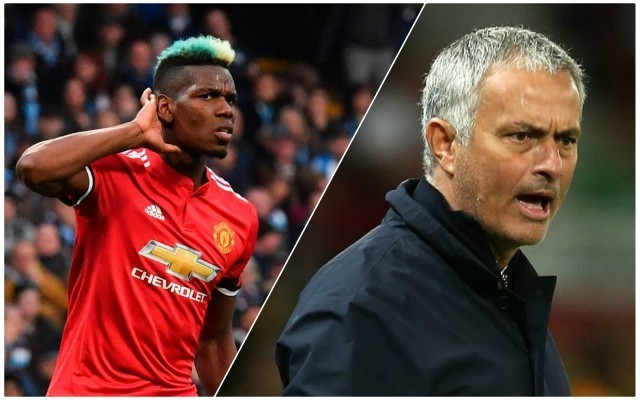 Jose Mourinho issues crucial challenge to Paul Pogba amid concerning Man Utd speculation