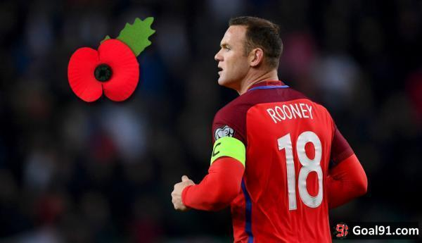 Football: FIFA bans England and Scotland players wearing poppies in World Cup qualifier