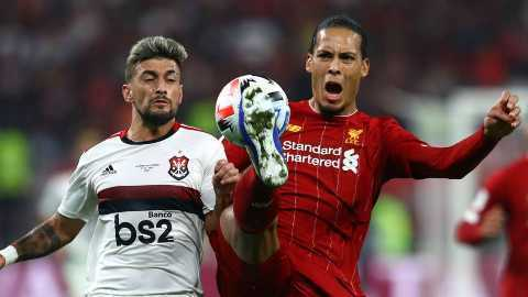 VIDEO Liverpool vs Flamengo (Club World Cup) Highlights