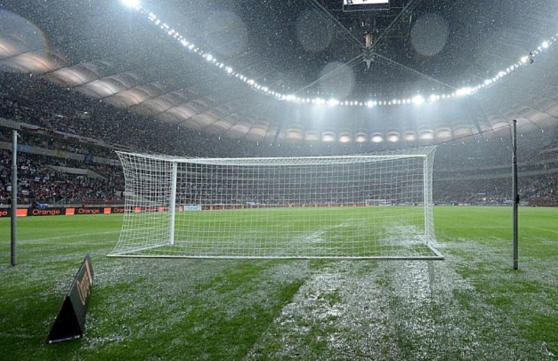 It's Raining and There's No Soccer On – Now What?