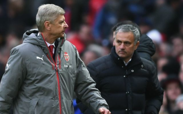 Arsenal advised to launch shock raid on Man Utd, but will face stiff competition
