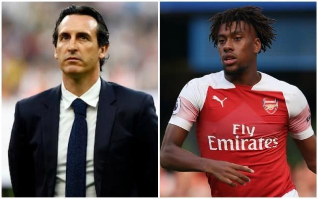 Arsenal news: Unai Emery and Alex Iwobi on Europa League