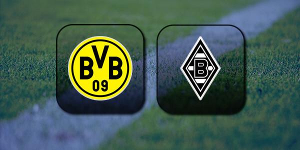 VIDEO Borussia Dortmund vs Borussia M'gladbach (Bundesliga) Highlights
