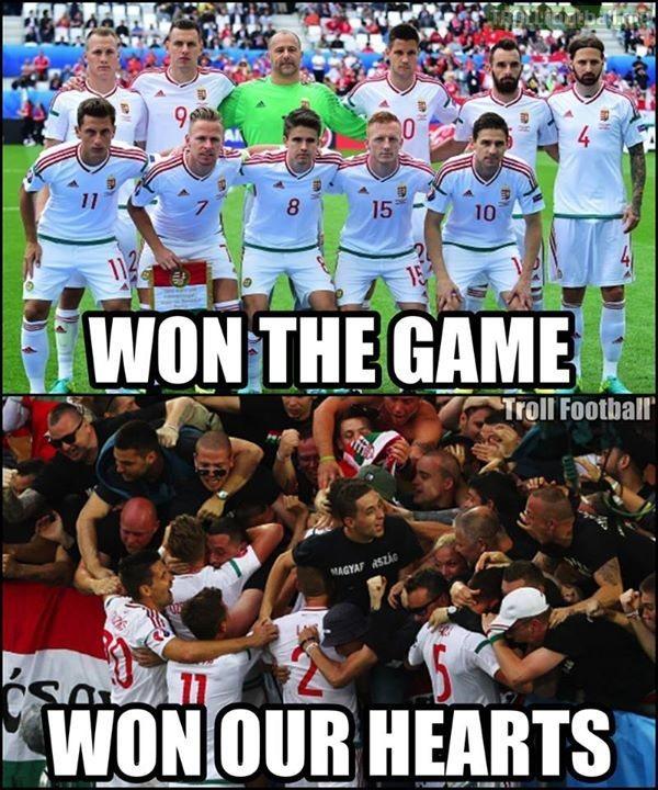 72e70338a7cec0d3a40609902fcc34e1 underdogs hungary shock austria soccer memes goal91