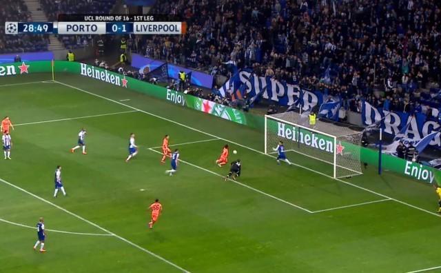 Video: Mohamed Salah goal for Liverpool vs Porto sees Reds star join very elite group