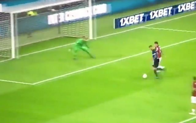 Video: Moment Chelsea transfer target would have left scouts impressed with world-class tackle