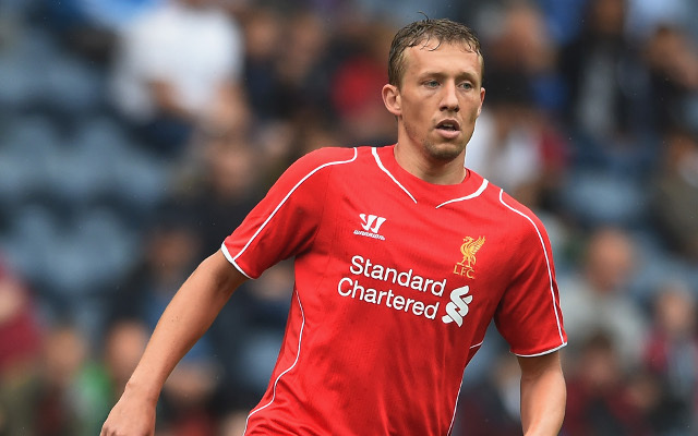 photo liverpool star lucas leiva looks unrecognisable in halloween outfit