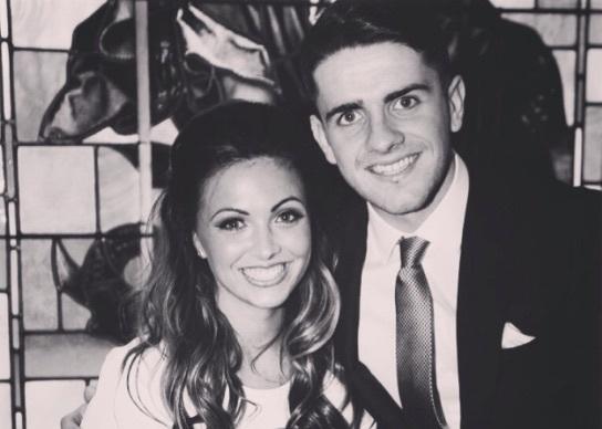 Robbie Brady & Kerrie Harris