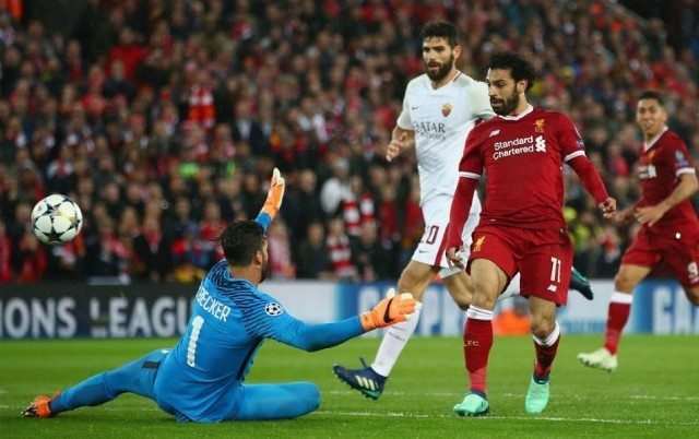 Mohamed Salah vs Roma: Liverpool legend on what surprised him