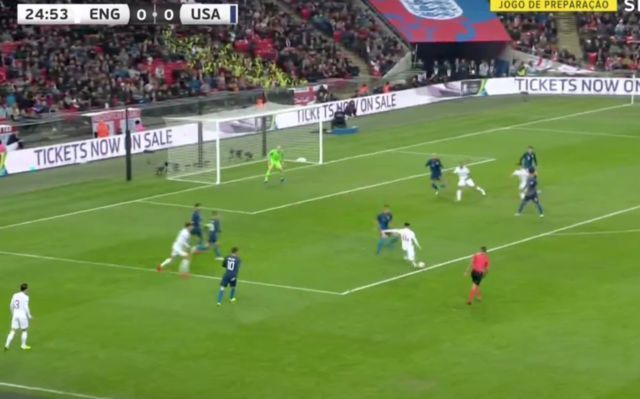 Video: Jesse Lingard and Trent Alexander-Arnold score in quick succession to give England 2-0 lead vs USA