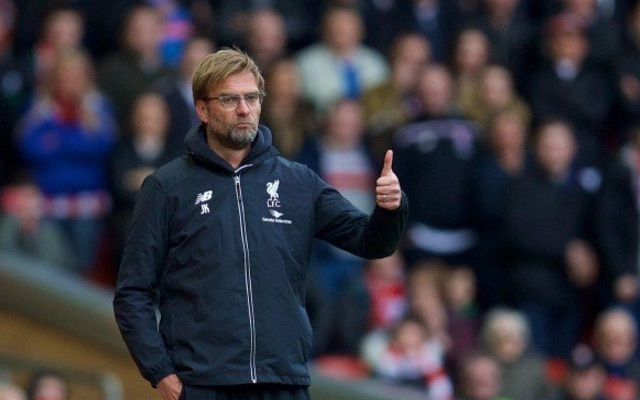 (Video) Liverpool boss celebrates 'World Hello Day'