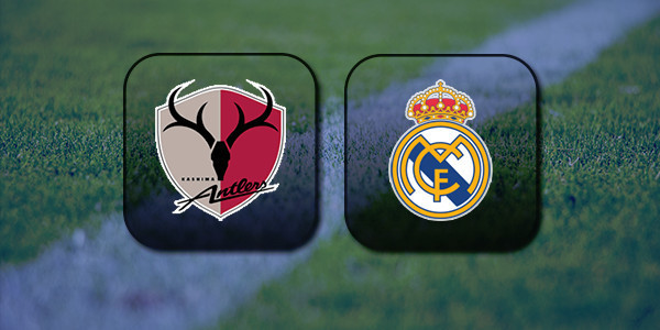 VIDEO Kashima Antlers vs Real Madrid (FIFA Club World Cup) Highlights