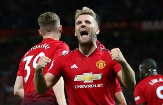 'He's a beast!' - Luke Shaw offers sparkling assessment of fellow United teammate