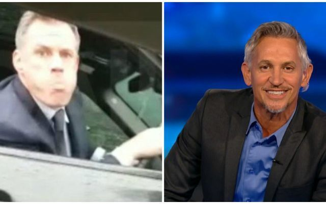 Gary Lineker sparks furious reaction from Sky Sports reporter with Jamie Carragher tweet