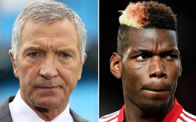 Pundit SLAMS Paul Pogba again despite influential role in Man Utd win