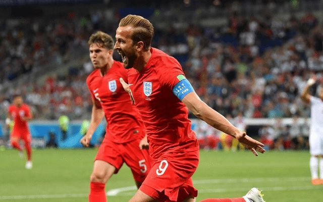 Video: Kane finds early England breakthrough against Tunisia