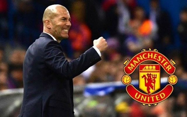 Zinedine Zidane could play big part in helping Man United beat Chelsea to transfer of key Real Madrid star