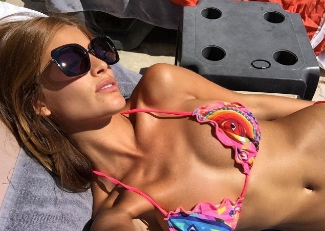 Desire Cordero bikini