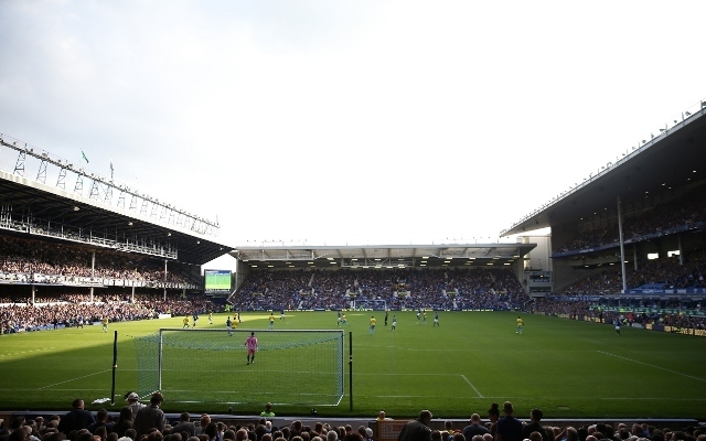 (Photo) Everton youngsters to sleep overnight at Goodison Park