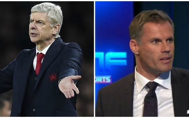 'One of most astute appointments in PL history' - Carragher on perfect Wenger successor at Arsenal