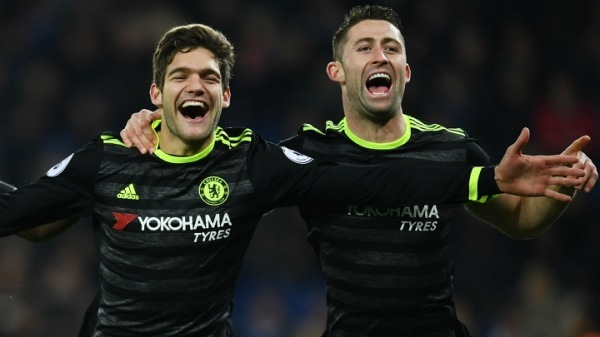 Premier League: Rampant Chelsea restore seven-point lead with easy win at Leicester