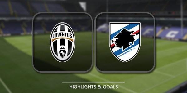 VIDEO Juventus vs Sampdoria (Serie A) Highlights