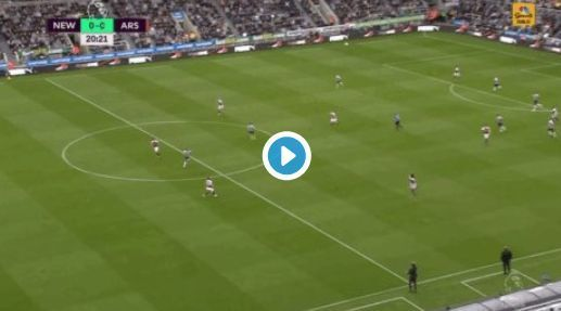 Video: Arsenal star Sokratis saves a certain goal with superhuman recovery after major gaffe from team-mate   Goal91