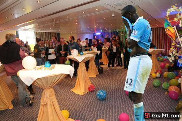 13 of footballs biggest tantrums: Toure's cake, Drogba's flip-flops and an irate president of the Kuwaiti FA