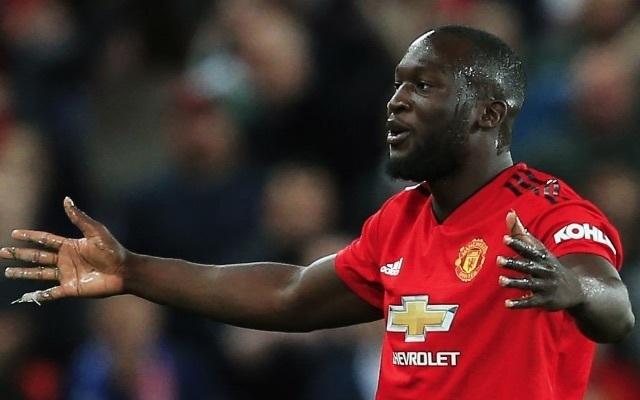 Romelu Lukaku puts in Sunday League shift for Man United