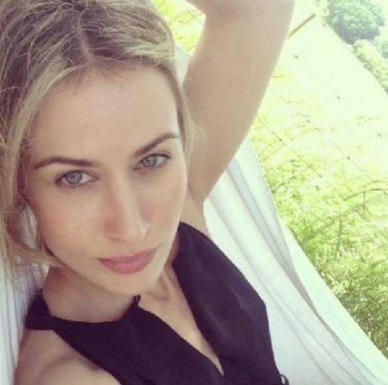 John Obi Mikel girlfriend Olga Diyachenko