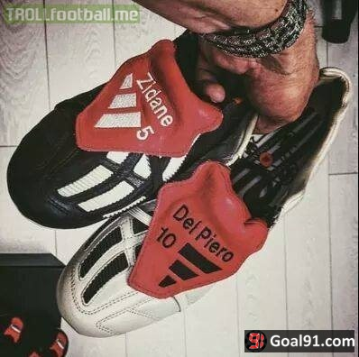 cb3af6395ae6 The iconic Predator Mania football boots are set to be getting a re-release  by Adidas.