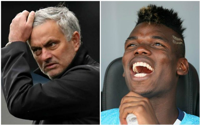 Manchester United line up Paul Pogba's FAVOURITE manager to replace Jose Mourinho