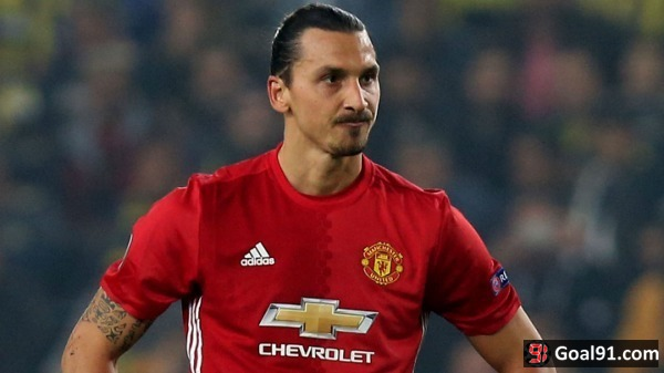 Football: Ibrahimovic - United not as good as PSG